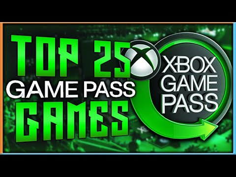 Top 25 Xbox Game Pass Games | 2021 (UPDATED)