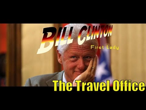 Bill Clinton: First Lady -- The Travel Office