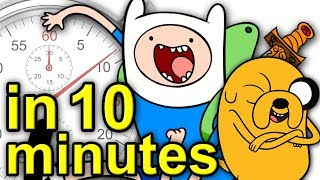 The History Of Adventure Time | A Brief History