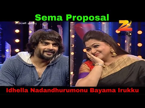 Simply Kushboo - Tamil Talk Show - Episode 22 - Zee Tamil TV Serial - Full Episode