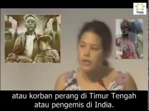 Severn Suzuki Berbicara untuk  ECO(Environmental Childrend's Organisation) subtitle Indonesia