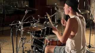 Peter Csaszar: Obey The Brave - Live And Learn // Drum Cover