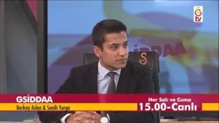 GSTV| Berkay Aslan ve Senih Yurga ile GS İDDAA Her Salı ve Cuma GS TV'de