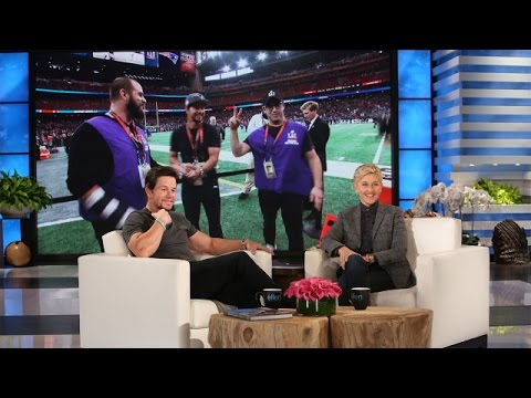 Mark Wahlberg Talks DaddyDaughter Dances and Coaching Football