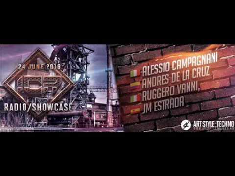 Insane Code Recordings Radio/Showcase | Episode 5 : Andres De La Cruz