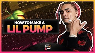 How To Make A Lil Pump Trap Beat On FL Studio 2019   How To Create Rap/ Trap Beat Using Fruity Loops