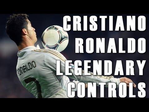 Cristiano Ronaldo ● Legendary Controls ● By Anastasio
