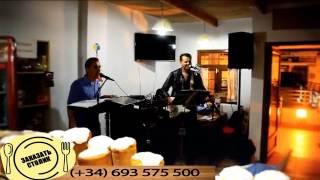 """Живая музыка в Испании. гр.""""ФОРСАЖ"""" в ресторане """"КАЛИНКА"""""""