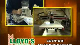 Lloyd's Cabinet Shop - TV Commercial