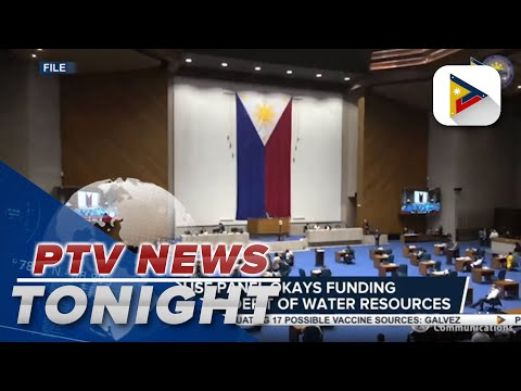 House panel okays funding for proposed Dep't of Water Resources