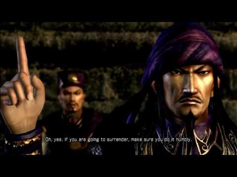 Dynasty Warriors 7: XL - Wei Story Mode 6 - Battle Of Wan Castle