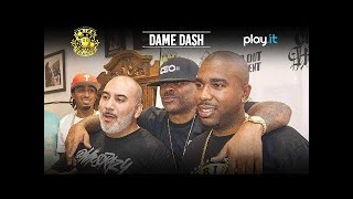 DRINK CHAMPS: Episode 34 w/ Dame Dash | Talk History of Music & Film, Business Ventures + more