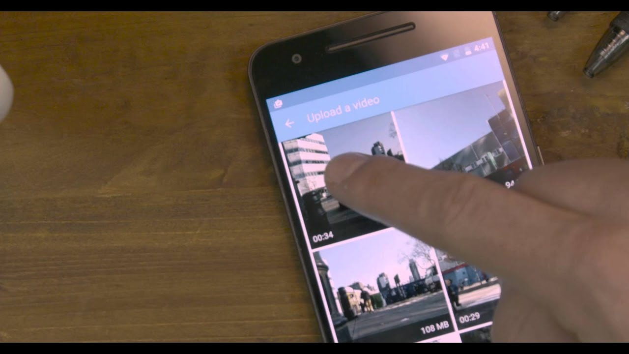 An all-new Vimeo app for Android