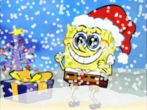 spongebob weihnachten unter wasser youtube. Black Bedroom Furniture Sets. Home Design Ideas
