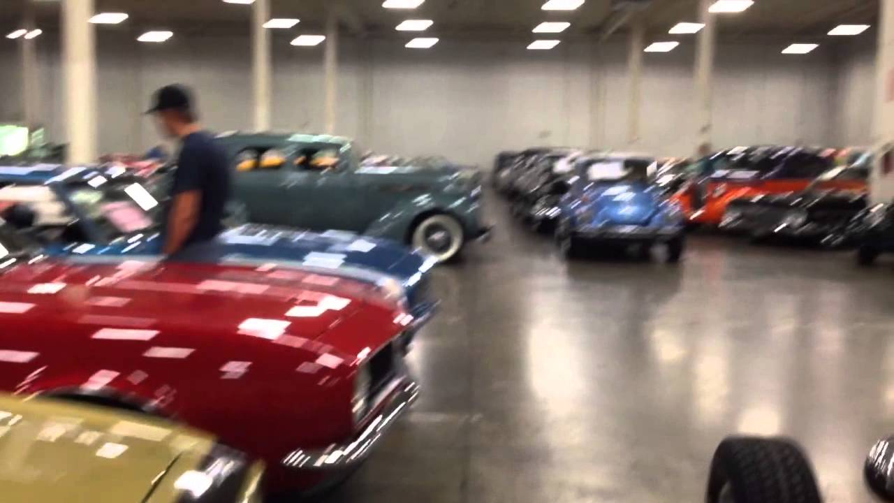 Streetside Classic Cars in Charlotte - YouTube