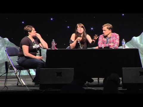 LeakyCon Portland 2013 - Amber Benson talks about Equality and Tara Maclay