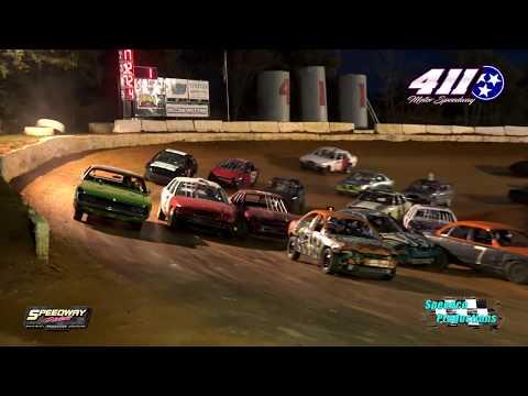 Enduro 100 Laps @ 411 Motor Speedway Feb  15, 2020