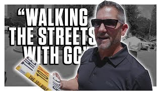 Walking the Streets with Grant Cardone