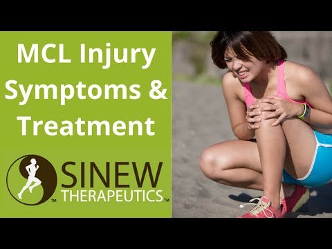 MCL Injury Symptoms and Treatment