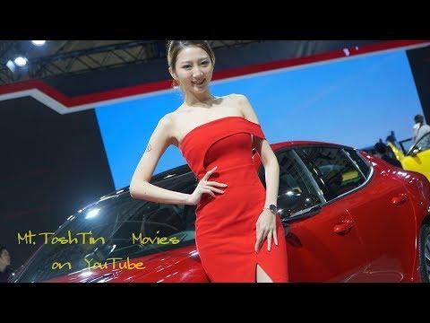 [4K] TAIPEI AUTO SHOW 2018 KIA 2 台北世界新車大展 Shot with α6500/SELP18105G