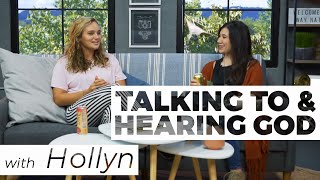 How to Silence Your Inner Critic by Getting Real With God | Coffee Talk with Hollyn