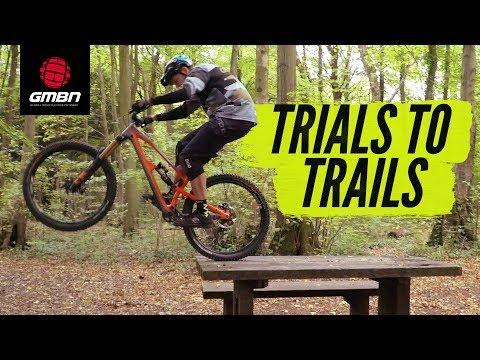 Trials Skills To Improve Your Trail Riding | MTB Skills