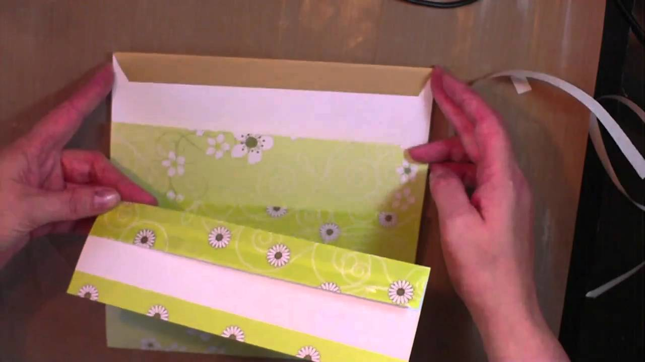 12x12 pocket wall hanging with pockets tutorial - YouTube