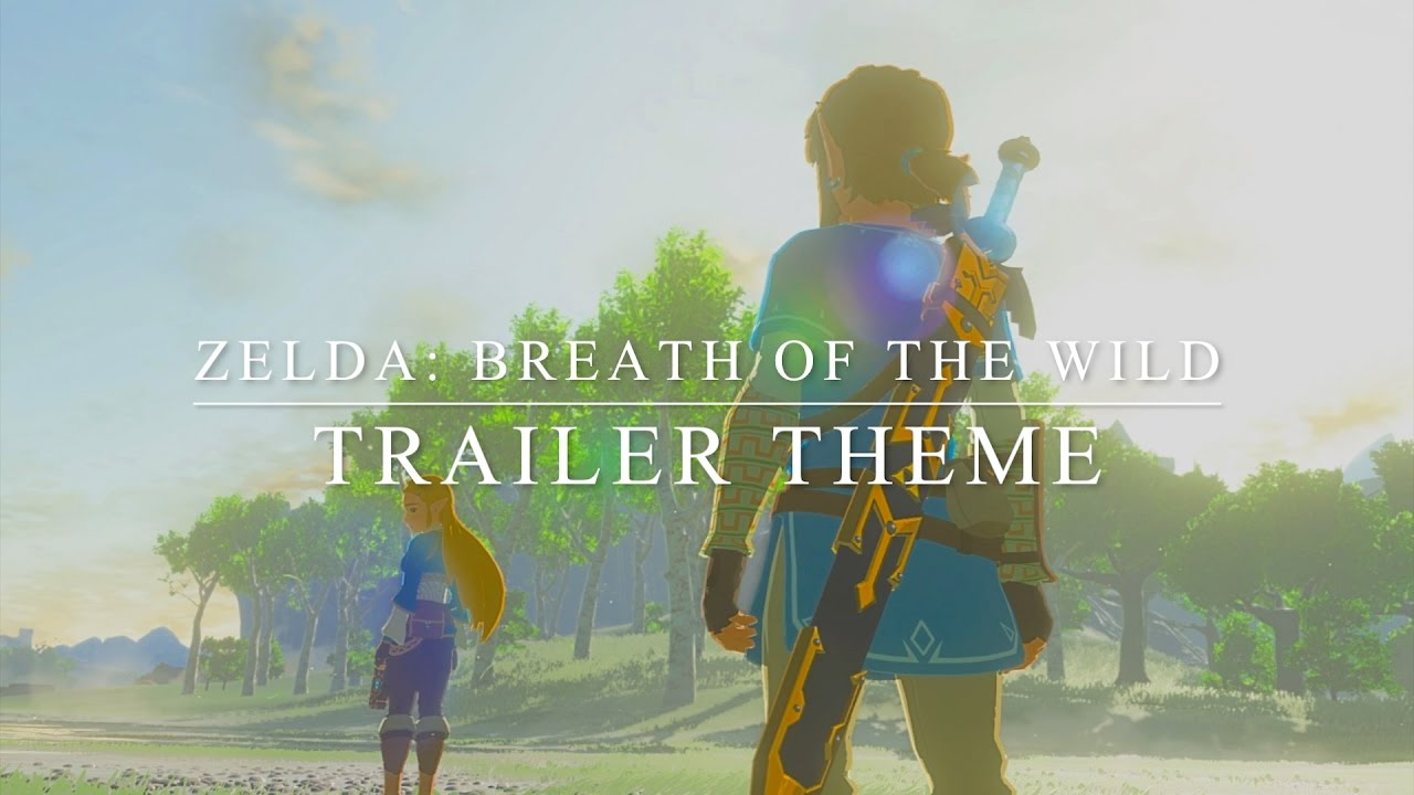 Botw trailer theme x cleffernotes cover - Youtube Multiplier