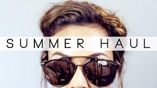 SUMMER HAUL | PRIMARK, CHOIES, SHEINSIDE & H&M | itslinamar