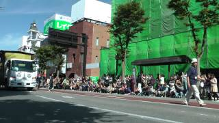 会津藩公行列2014 午後の部.