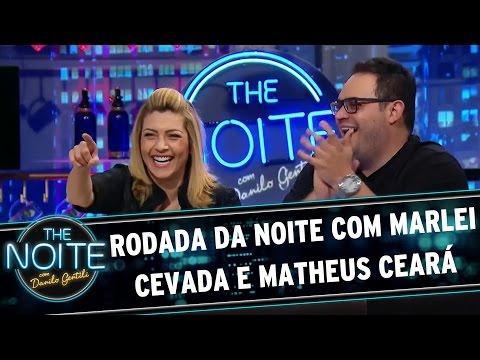 The Noite (30/12/15) - Rodada Da Noite Com Marlei Cevada, Matheus Ceará E Porpettone