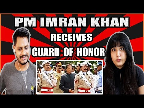 Indian Reaction On PM Imran Khan Receives Guard Of Honor At Prime Minister House   Krishna Views