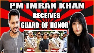 Indian Reaction On PM Imran Khan Receives Guard Of Honor At Prime Minister House | Krishna Views