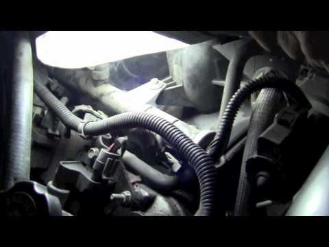 Smoke testing for codes P0171 P0174