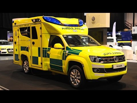 amarok ambulanse