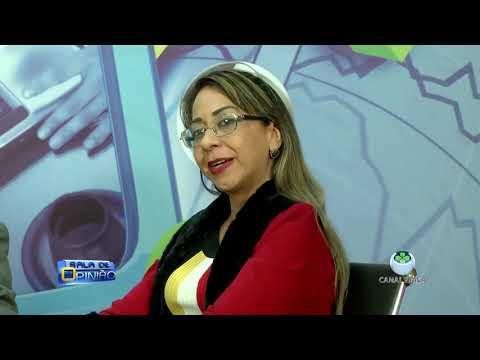 SALA DE OPINIÃO com Dr. APARÍCIO CARVALHO - CIÊNCIAS BIOLÓGICAS