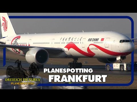 Planespotting Frankfurt Airport | Dezember 2016 | Teil 1