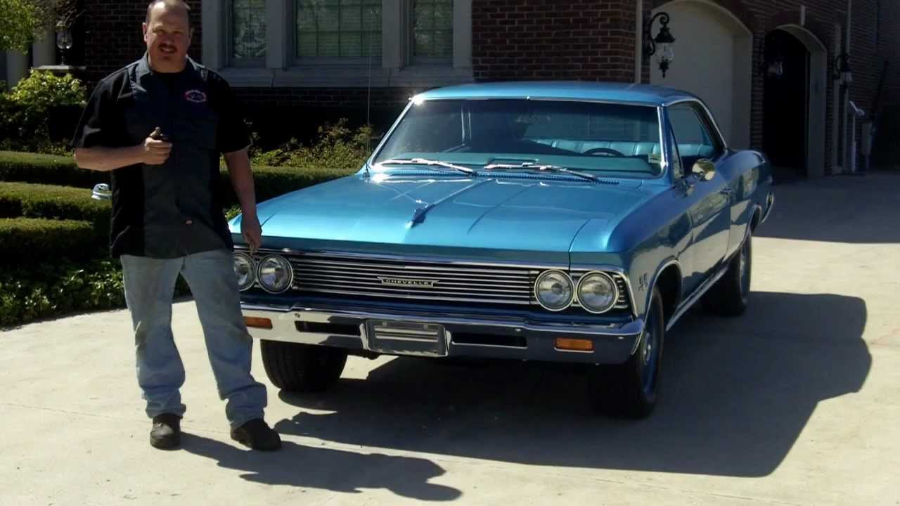 1966 Chevy Malibu Chevelle Classic Car for Sale in MI Vanguard Motor ...