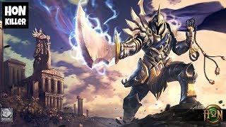 HoN The Gladiator Gameplay - Jaochaitoua - Immortal