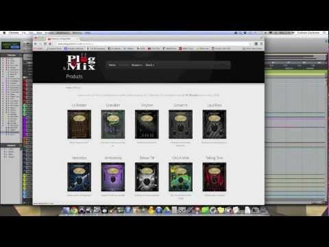 Plug And Mix VIP Bundle Review - TheRecordingRevolution.com