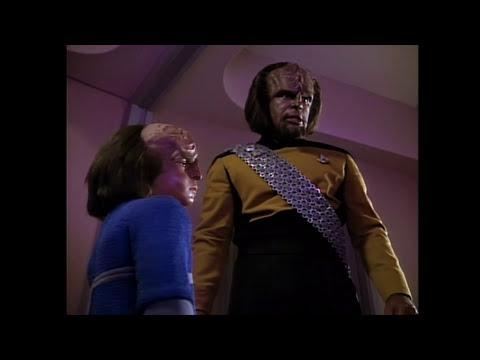 Worf being a badass, Part 2