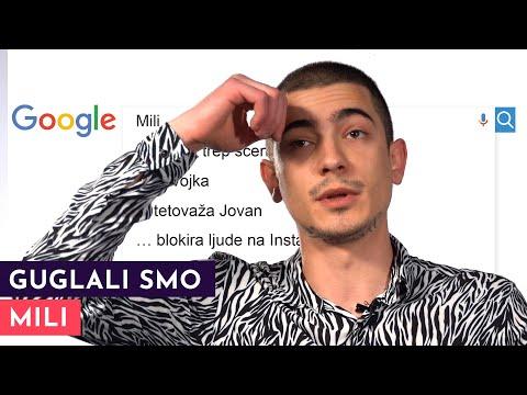 GUGLALI SMO: Mili | S01E16