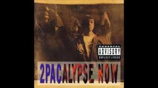 Tupac - If My Homie Calls (HD)