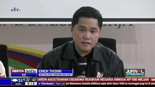 Erich Thohir Luncurkan Gerakan Tangkal Fitnah