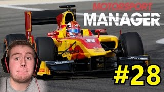 Motorsport Manager 2016 PC Career Mode - PART 28 - INCREDIBLE END TO SEASON 6!