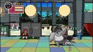 Phantom Breaker Battle Grounds Vita Gameplay