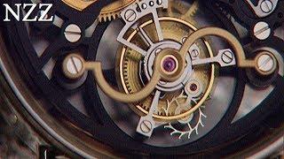 Der grosse Tick: Uhren der Superlative - Dokumentation von NZZ Format (1995)