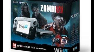 WiiU ZombiU Edition | Unboxing | Elanalistadebits