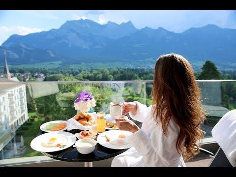 Grand Resort Bad Ragaz Switzerland
