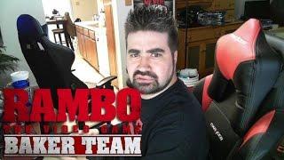 Rambo: Baker Team - Angry Trailer Reaction!